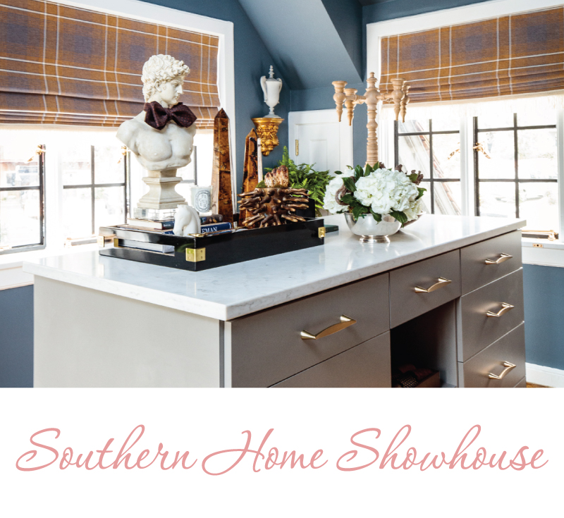 Southern Home Showhouse cover
